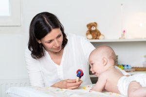 Kinderosteopathie: Spezialistin Kerstin-Meike Reucher