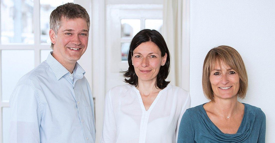 Dr. med. Stefan Wolfgang Reucher, Kerstin Reucher, Claudia Kleine-Grefe